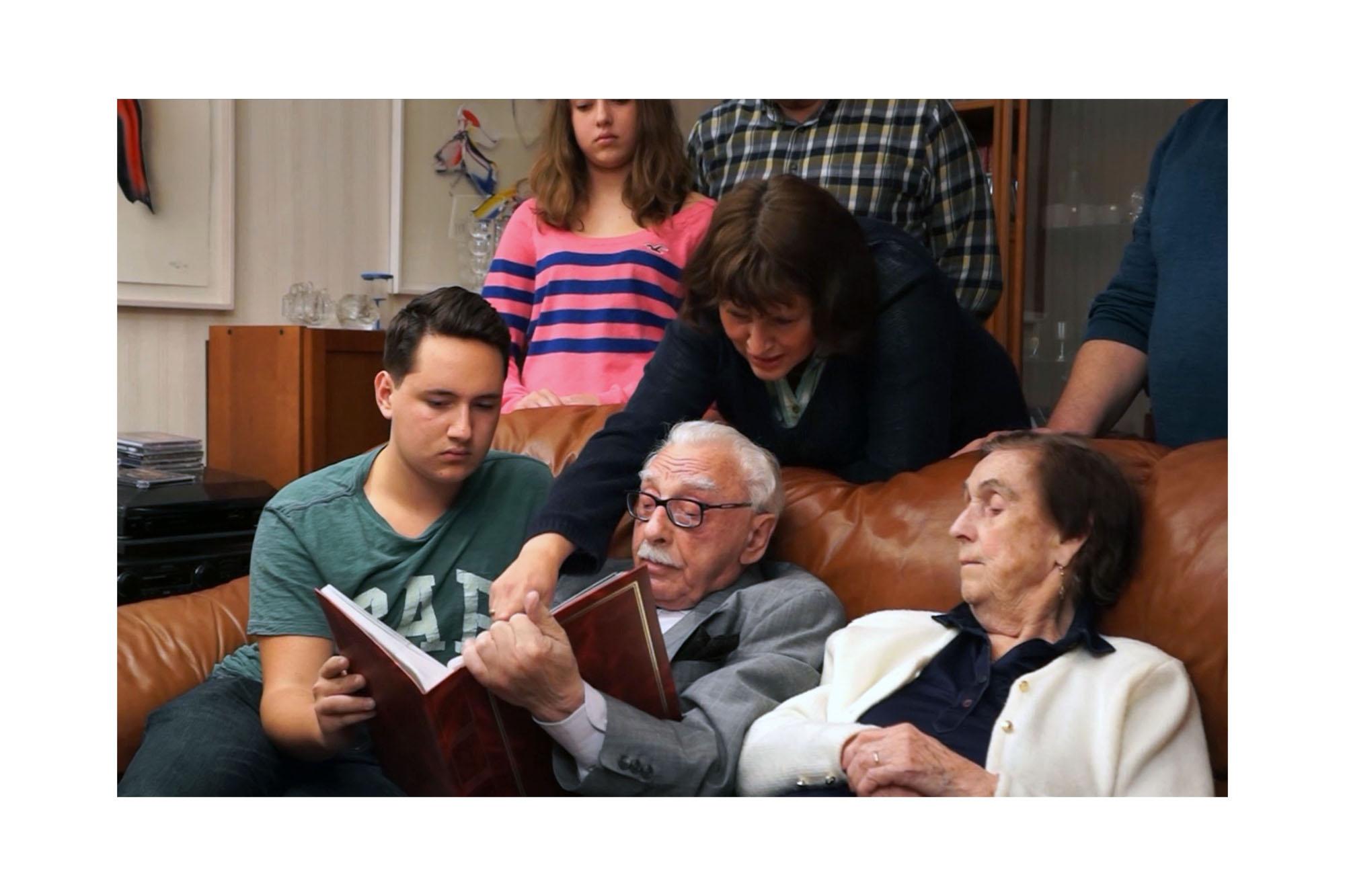 Familjen Jiddisch